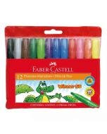 Faber-Castell Marcadores Winner 56 - 12 Colores
