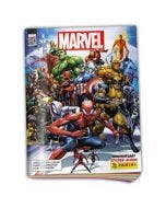Album de Figuritas Panini Marvel 80 TH 2020