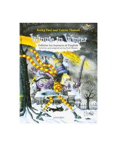 Winnie in Winter Edition for Learners of English