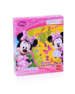 Royal Puzzle Minnie 60 piezas