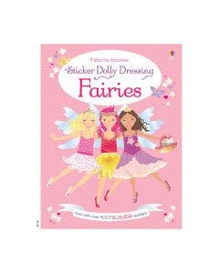 Sticker Dolly Dressing Faires