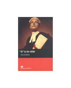 A is for Alibi Macmillan Readers intermediate