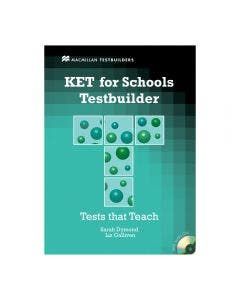 KET for Schools Testbuilder Student's Book With Key