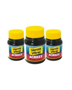 Barniz Vitral Acrilex 37ml