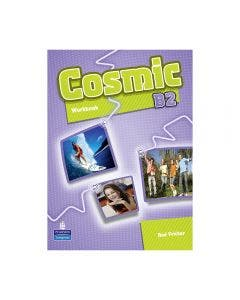 Cosmic B2 Workbook and Audio CD Pack