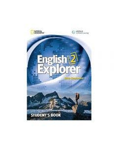 English Explorer 2 Student's Book with CD