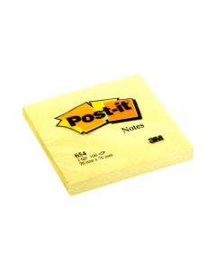 Notas Post-it Block de 100 Hojas