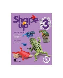 Shape Up 3 Pupil's Book