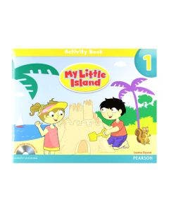 My Little Island Level 1 Activity Book With Songs and Chants CD Pack