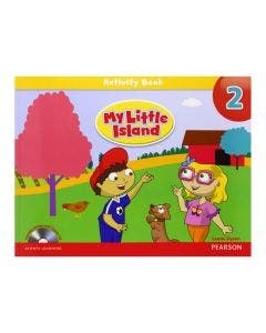 My Little Island Level 2 Activity Book With Songs and Chants CD Pack