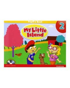 My Little Island Level 2 Pupil's Book and CD ROM Pack