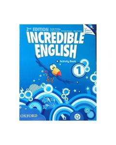 Incredible English 1 2nd Edition Activity Book