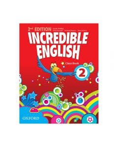 Incredible English 2 2nd Edition Class Book