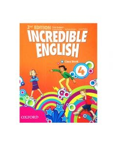 Incredible English 4 2nd Edition Class Book