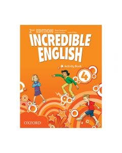 Incredible English 4 2nd Edition Activity Book