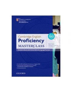 Proficiency Masterclass 2013 Student's Book With Online Practice