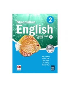 Macmillan English 2 Practice Book With CD