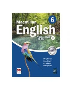 Macmillan English 6 Practice Book