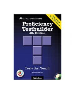 Proficiency Testbuilder 4th Edition Student's Book With Key