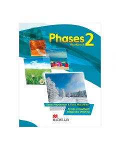 Phases 2 Workbook with CD