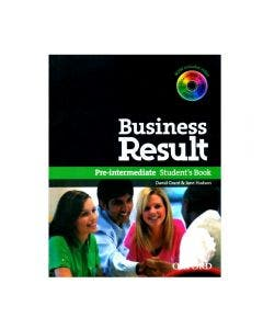 Business Result Pre Intermediate Students Book
