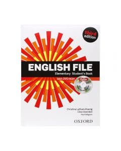 English File Elementary 3rd Edition Student's Book