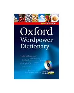 Oxford Wordpower Dictionary with CD 4th Edition