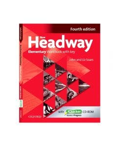 New Headway Elementary Workbook with Key and iChecker