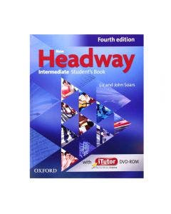 New Headway 4ed Intermediate Students Book and Itutot Pack