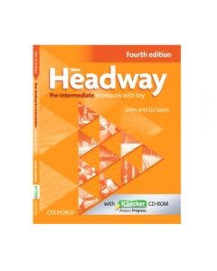 New Headway Pre Intermediate Workbook with Key and iChecker 4 Edition