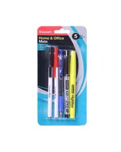 Set Luxor Home&Office Mate 5pcs Pack 1334