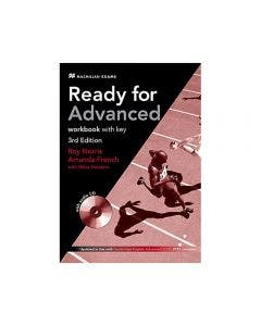 Ready for Advanced Workbook with Key