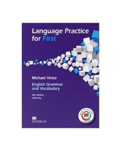 Languague Practice for First Student's Book 5th Edition with Key and MPO