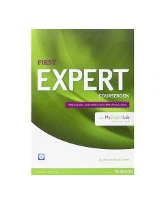 First Expert 3rd Edition Coursebook With My English Lab Pack
