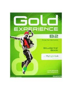 Gold Experience B2 Student's Book With My English Lab