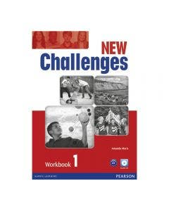New Challenges 1 Workbook With Online Audio