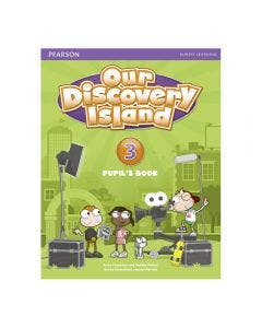 Our Discovery Island 3 Pupil's Book