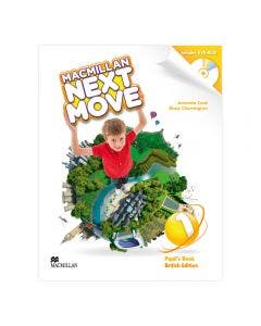Macmillan Next Move 1 Pupil's Book