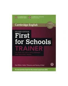 First for Schools Trainer 2nd Edition With Answers