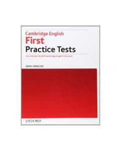 Oxford First Practice Tests 2015 Without Key