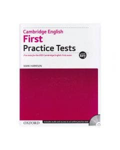 Oxford First Practice Tests 2015 With Key