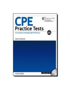 Cambridge English: Proficiency Practice Tests with Key and CD