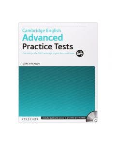 Oxford Advanced Practice Tests 2015 With Key