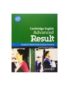 Cambridge English Advanced Results Student's Book with Online Practice
