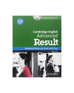 Advanced Result Workbook With Key