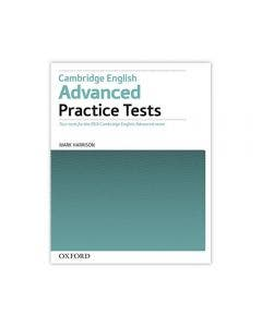 Cambridge English: Advanced Practice Tests Without Key