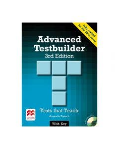 Advanced Testbuilder 3rd Edition Student's Book With Key