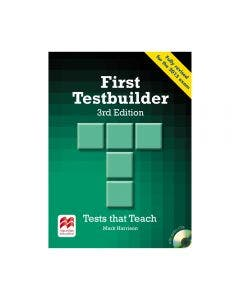 First Testbuilder 3rd Edition Student's Book Without Key