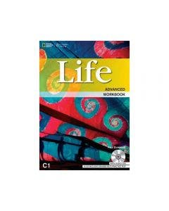 Life Advanced C1 Workbook with CD