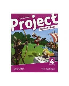 Project 4 4th Edition Student's Book